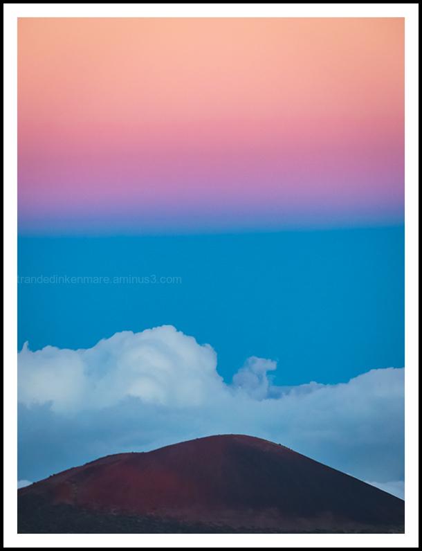 Big Island Adventure- Mauna Kea Sunset