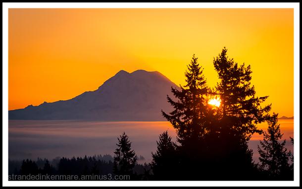 Rainier Sunrise