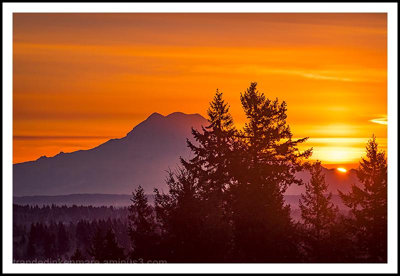 Winter Sunup