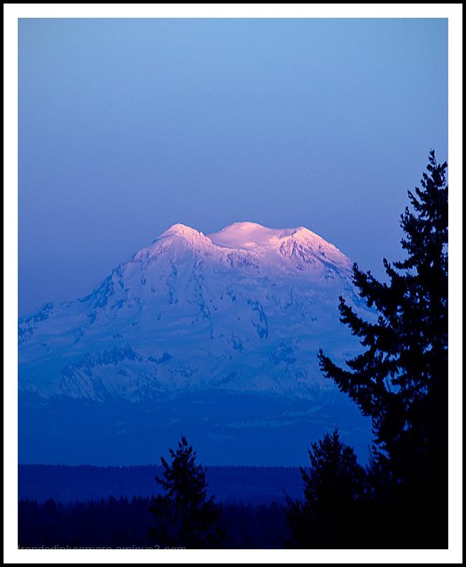 Blue Rainier
