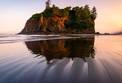 Ruby Beach Sunrise