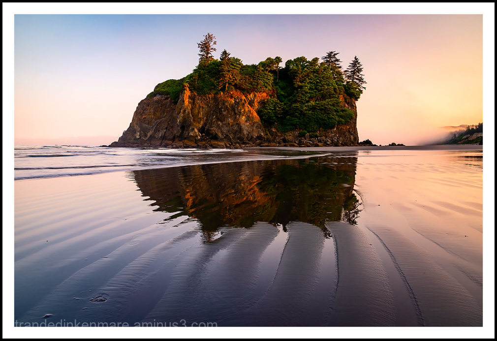 Ruby Beach Sunrise