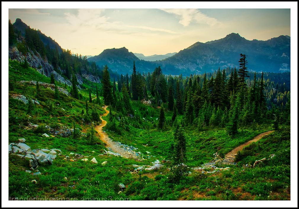 Naches Peak Trail