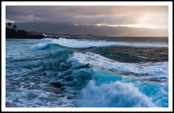 Rolling Thunder, Shark's Cove Oahu