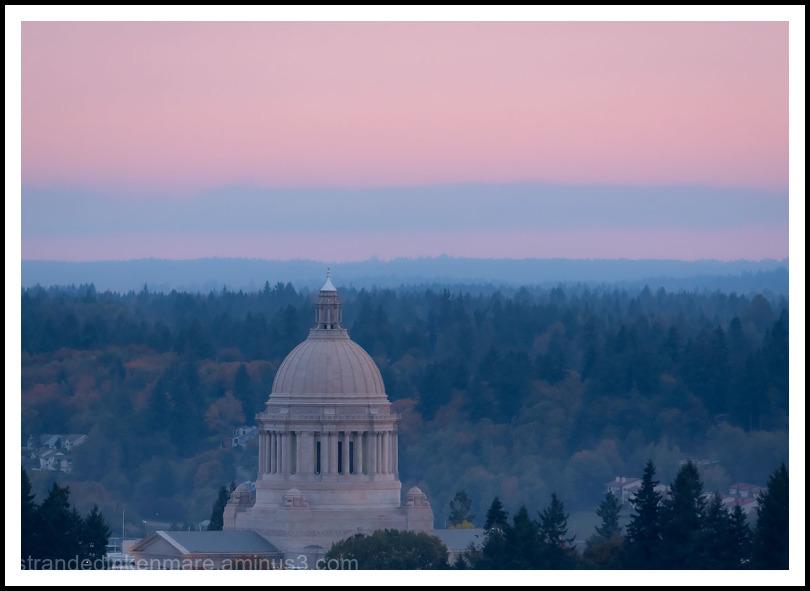 A Capital Sunrise