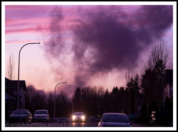 Smoke = FIRE!