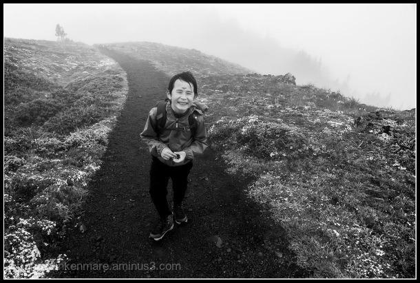 Cloud Hiking