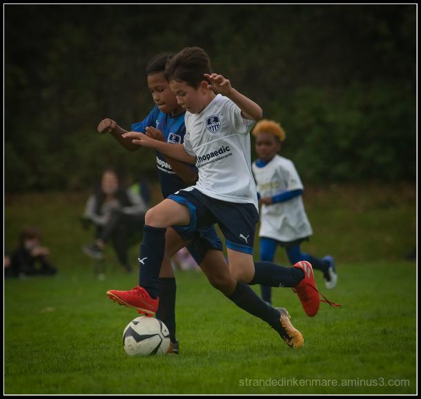 Flying Footballer