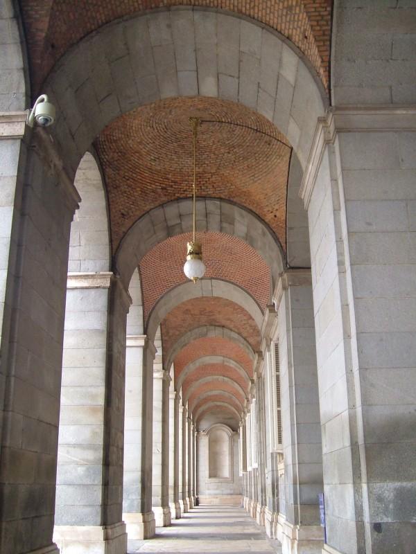 arcos palacio real