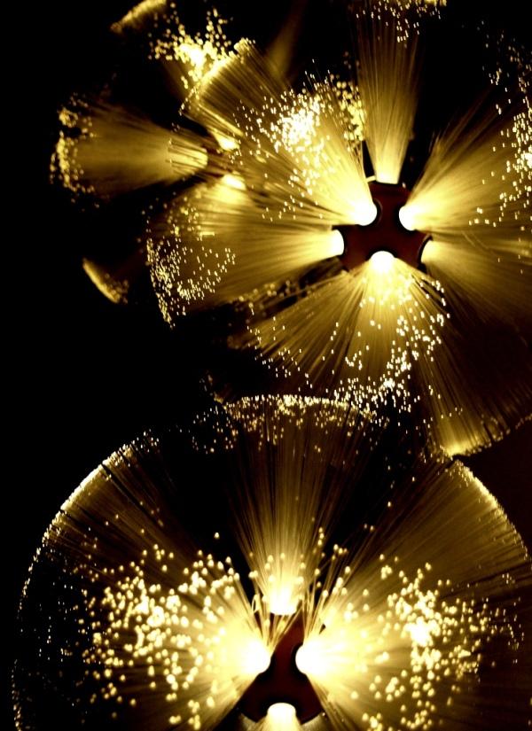 it is light