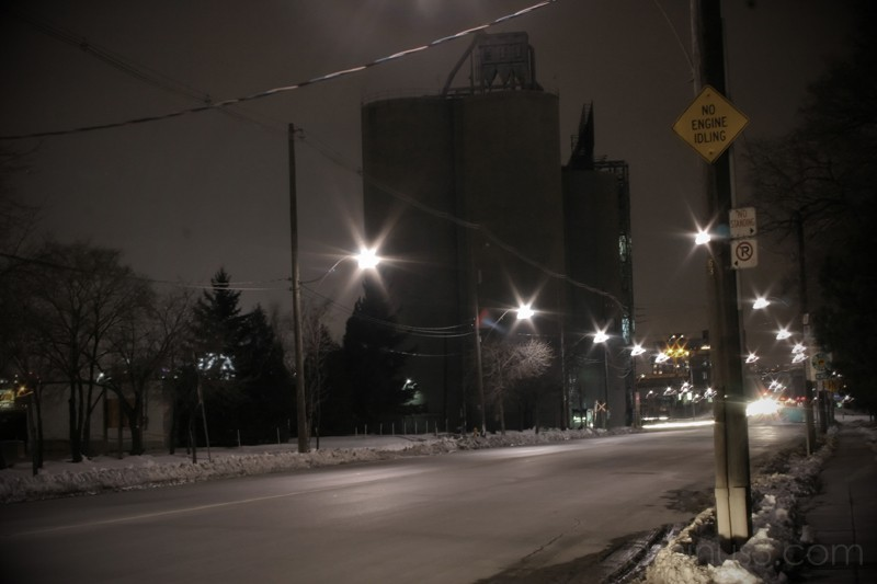 Industrial Toronto