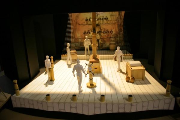 Theatre Model