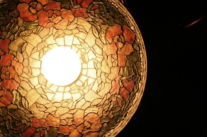Lamp from Below