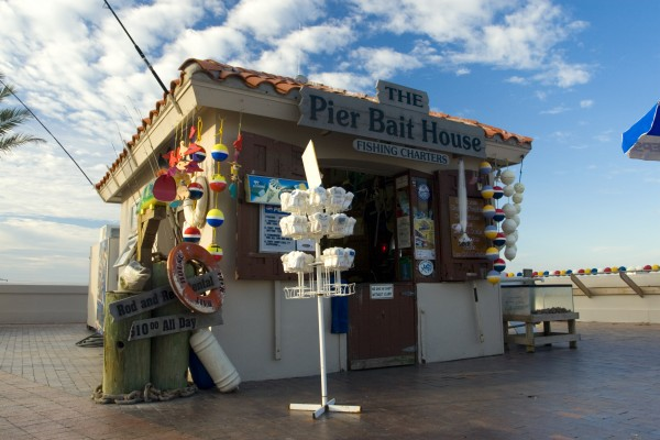 Pier Bait House