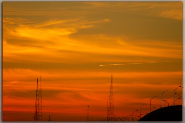 Wild Sunset II