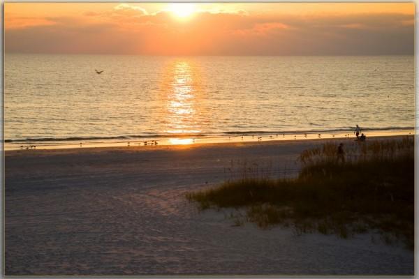 Mad Beach Sunset III