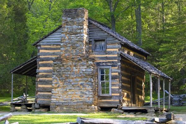 The John Oliver Cabin