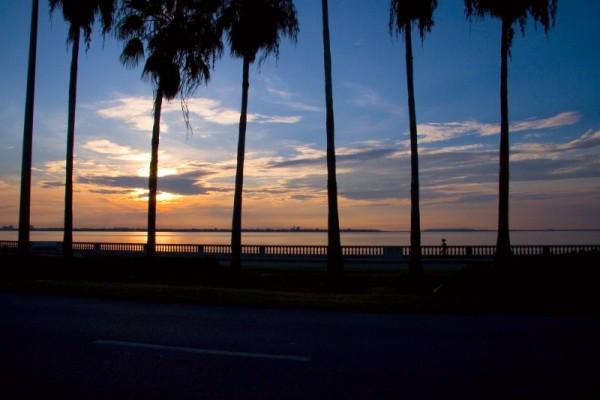 Labor Day Sunrise