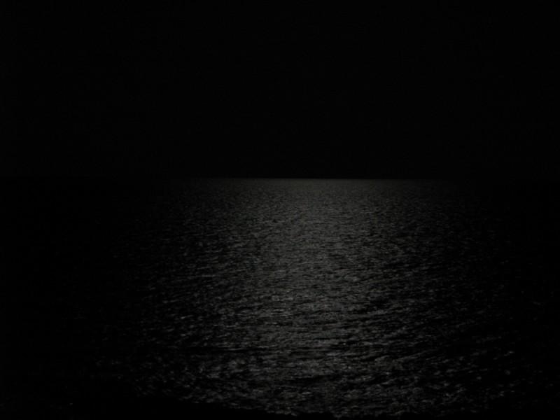 Dark ocean