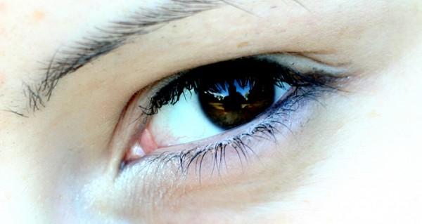 Zina's eye