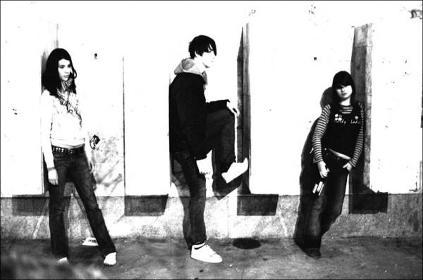 Love triangle - 1.