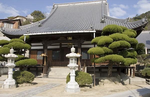 Komyoji Temple in Onomichi