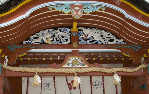 Hofu Tenmangu Shrine