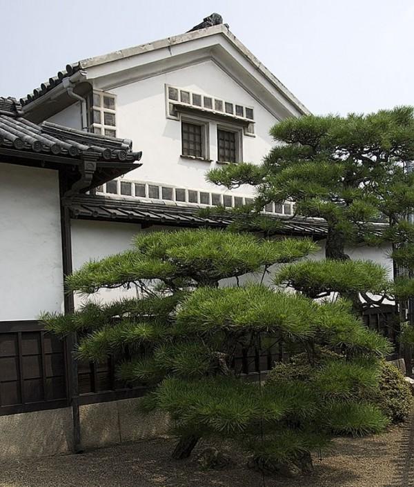 An Old Warehouse in Kurashiki