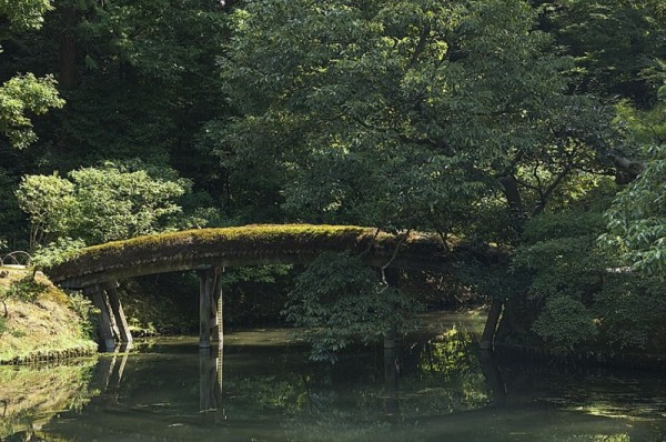 Earthen Bridge