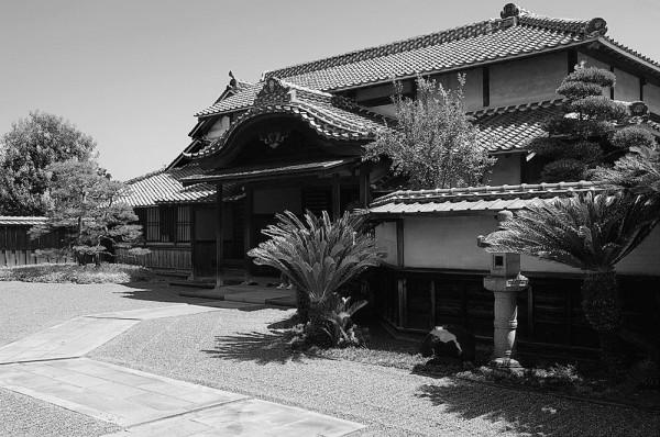 Lord's villa near Kumamoto-jo.