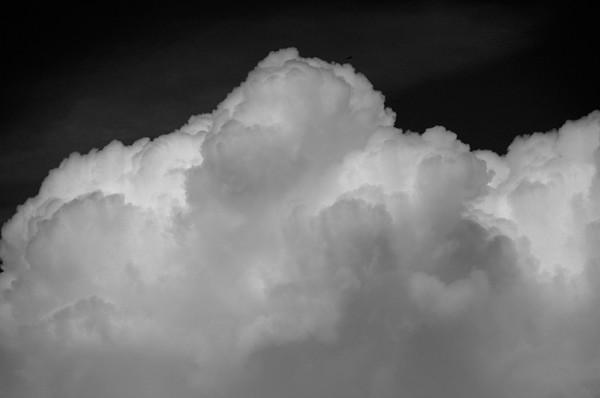 Cloud detail.