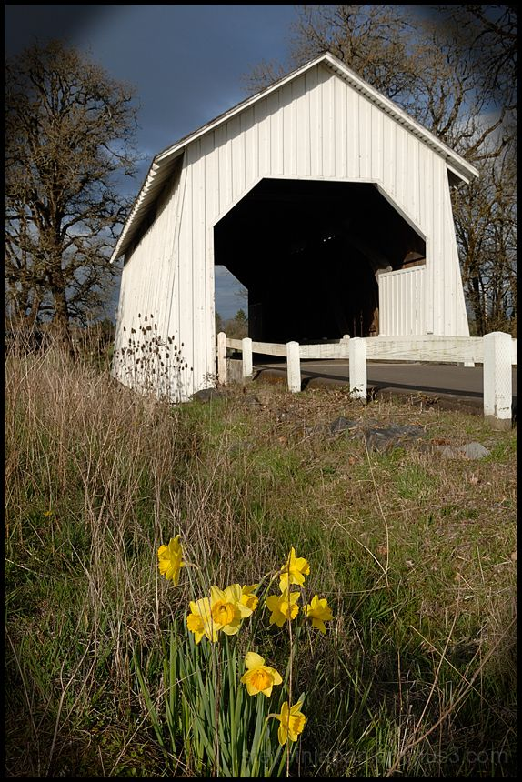 Irish Bend Covered Bridge