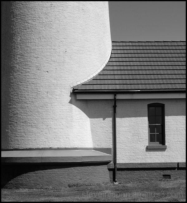 Cape Blanco Lighthouse on the Oreagon coast.