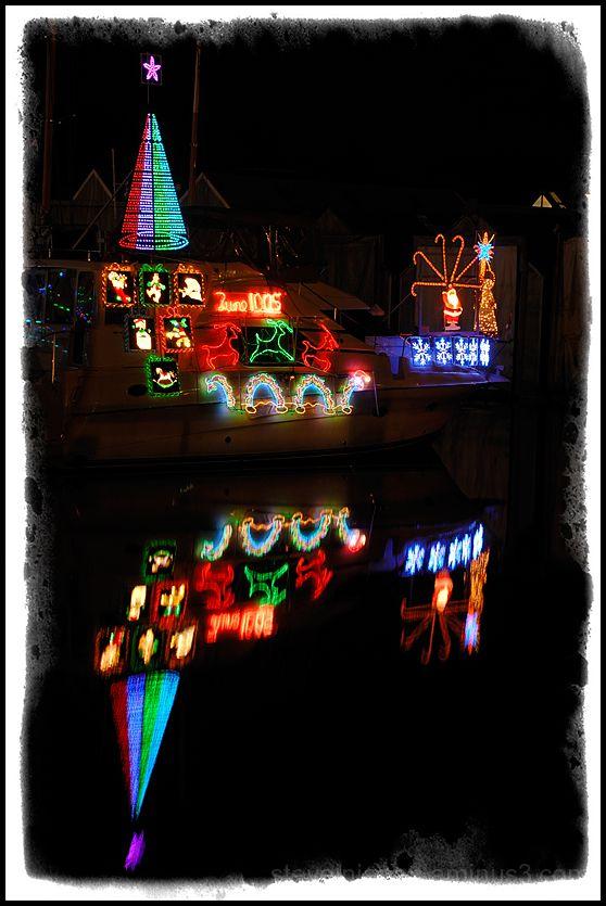 Harbor Lights in Olympia, WA.
