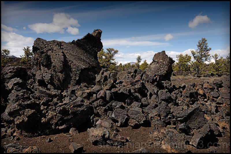 Devil's Orchard at Craters of the Moon NM.