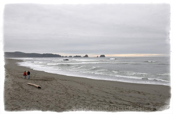 Shi Shi beach in Olympic NP.