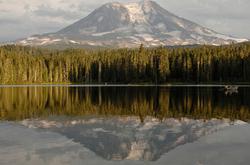 mount adams taklakh lake