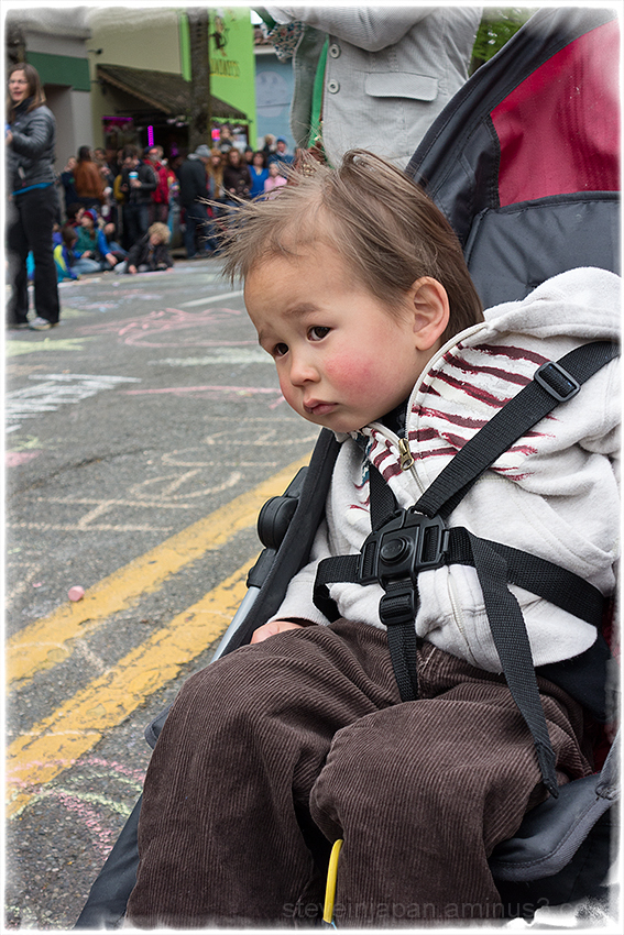Alexander at the Procession of the Species.