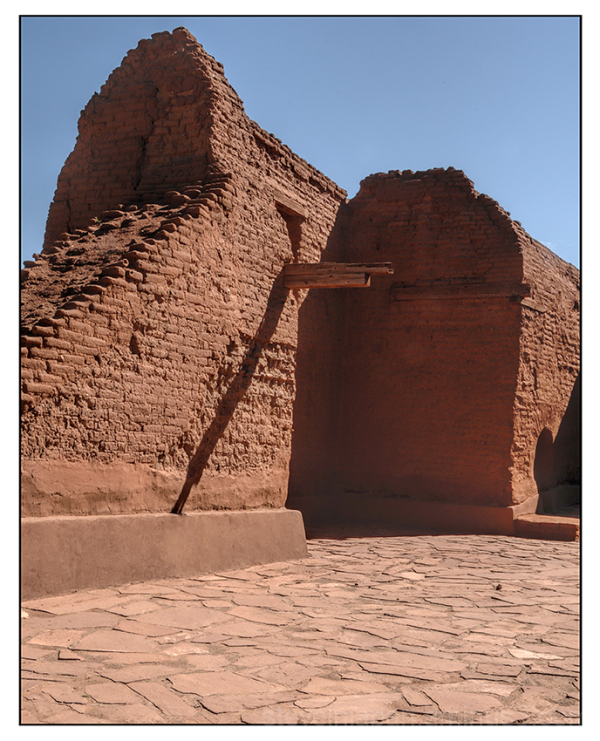 Buttress and Beams