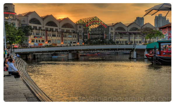 Riverside Point at Clarke Quay.