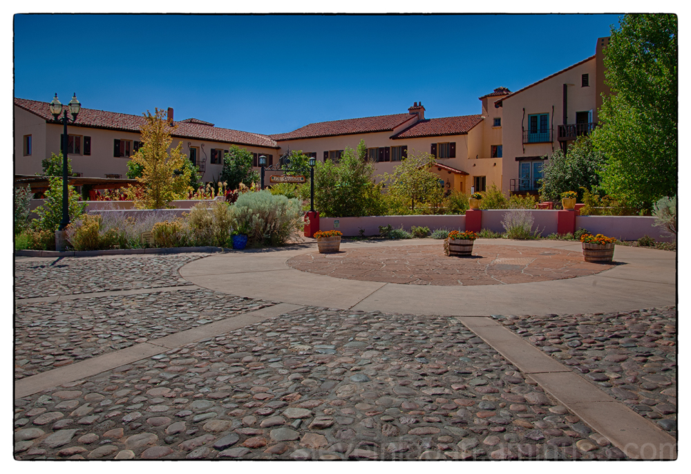 The La Posada Hotel in Winslow, AZ.