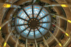 Rotunda Looking Up