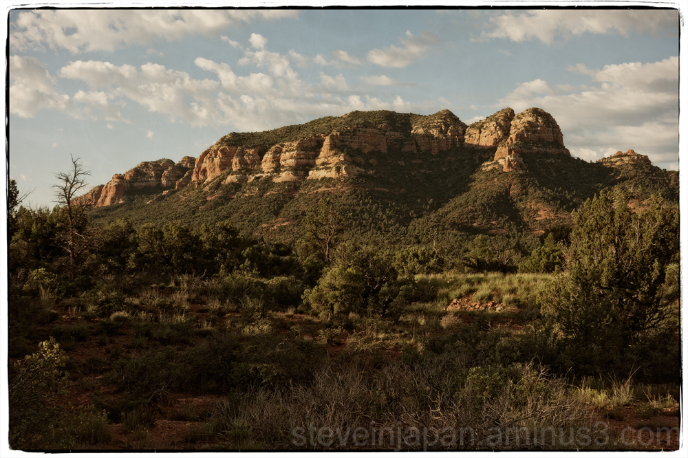 Along Little Horse trail in Sedona, AZ.