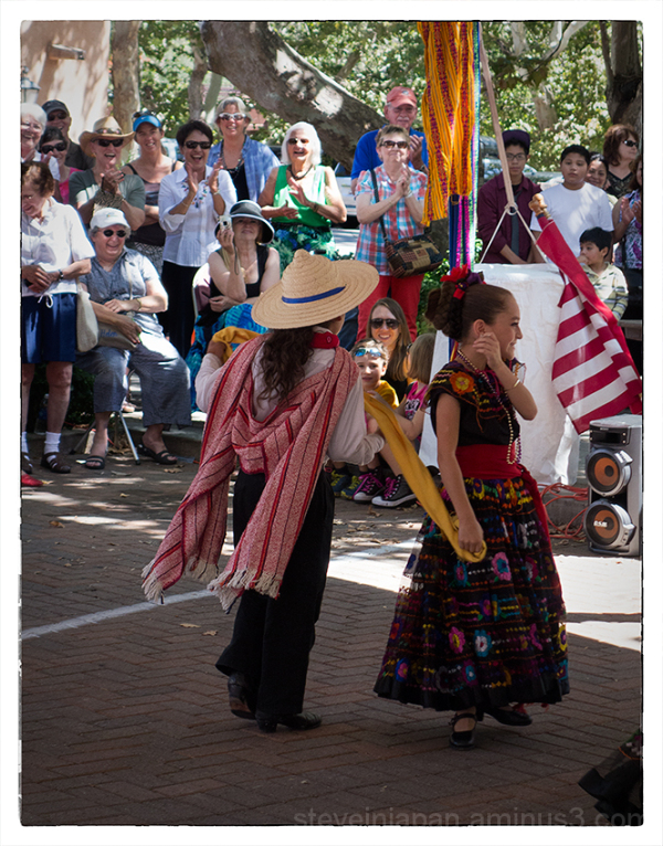 A fiesta at Tlaquepaque in Sedona.