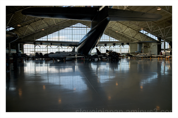 Back of the Hangar