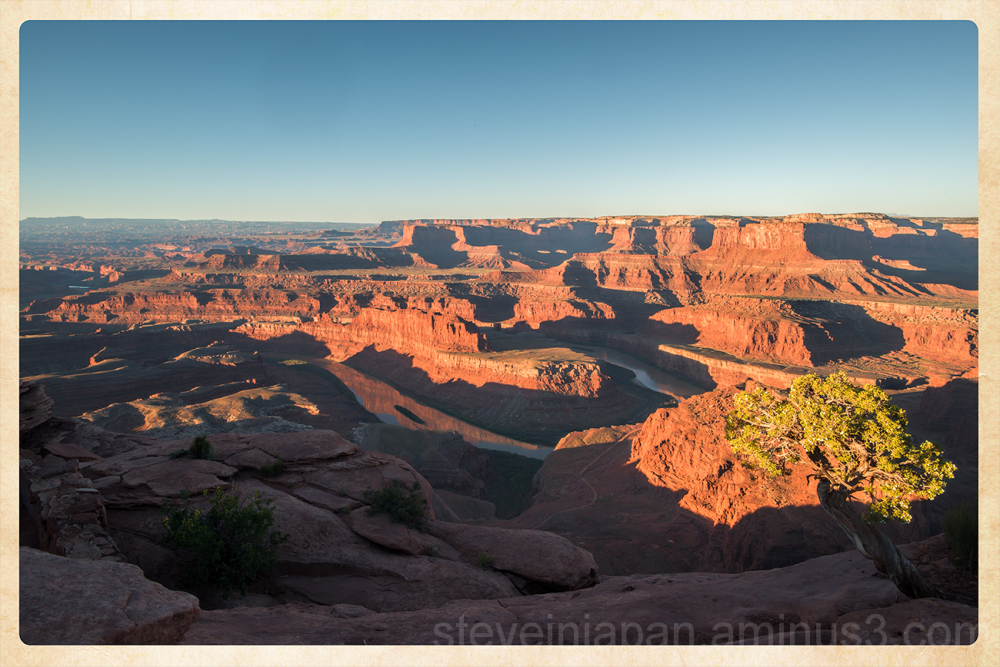 Dead Horse Point near Moab, Utah.