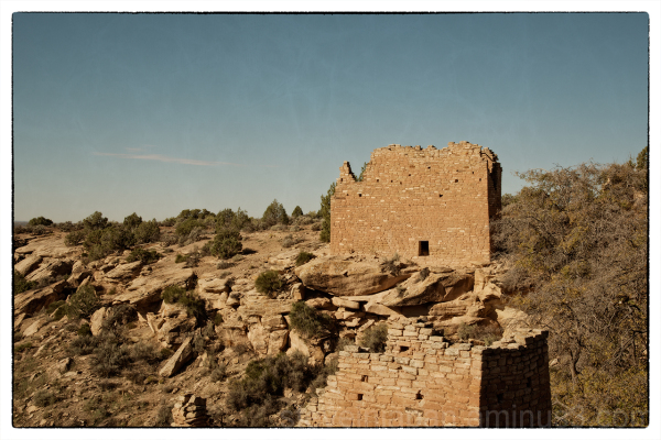 The Holly site at Hovenweep National Monument.