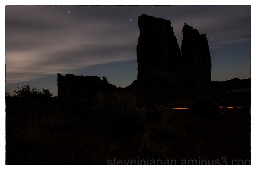 The Organ in Arches National Park.