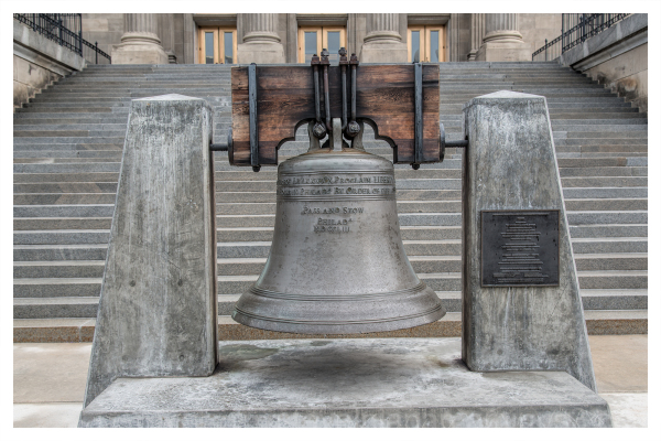The Replica Liberty Bell