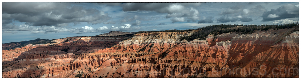 Cedar Breaks National Monument from Point Supreme.